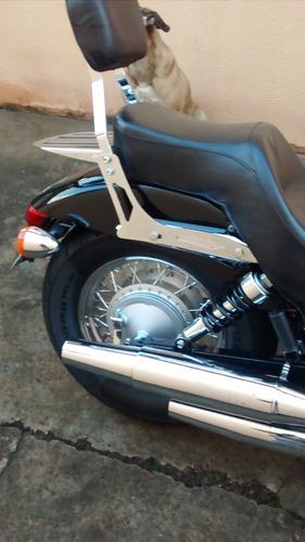 honda shadow 750 ano 2011 (somente a venda não aceito troca)