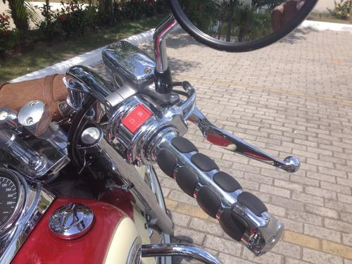 honda shadow 750 cc  american classic edition