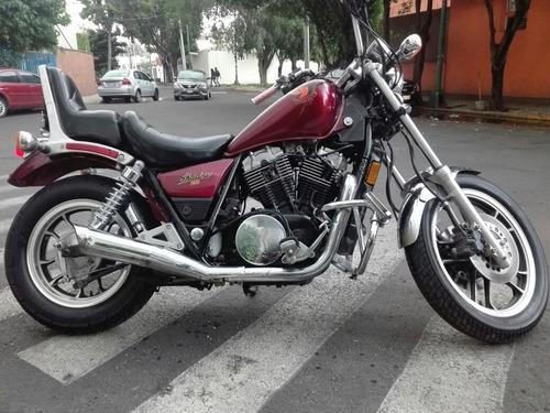 honda shadow 750 clasica 1983 inigualable bien conservada