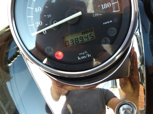 honda shadow 750. conservada.