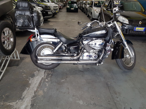 honda shadow  750 top zeradissima