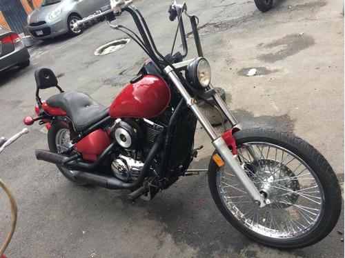 honda shadow 750 y motos multimarcas