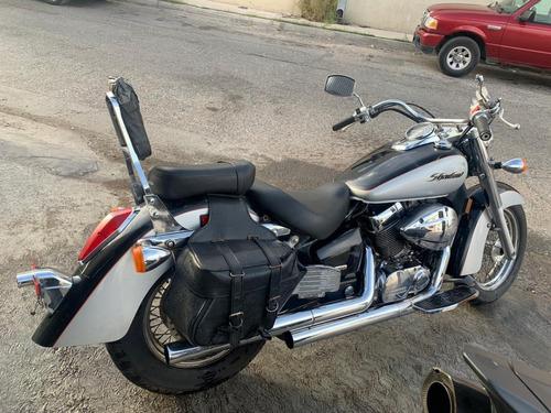 honda shadow 750cc 2004