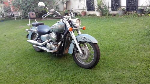honda shadow 750cc 2009