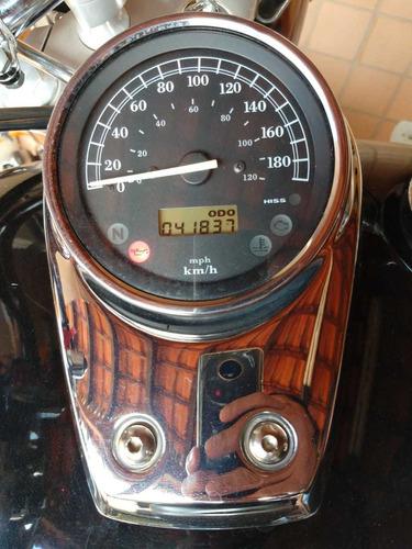 honda shadow 750cc 2010