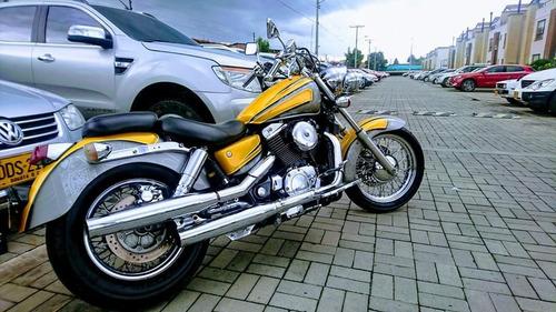 honda shadow american clasic edition 1100