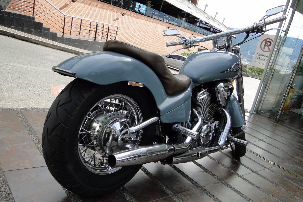 Honda shadow custom american classic edition for American classic customs