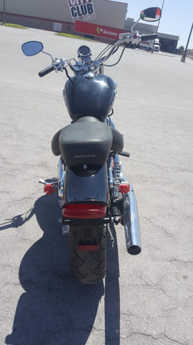 honda shadow spirit 1100cc. mod. 2007