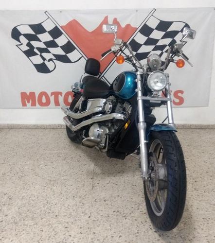 honda shadow spirit 1100cc modelo 1993