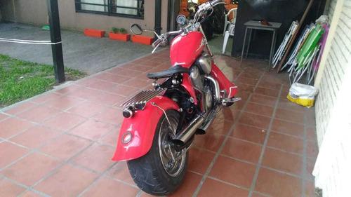 honda shadow vlx 600