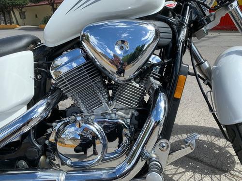 honda shadow vlx vt 600 modelo 2005.... hermosa !!