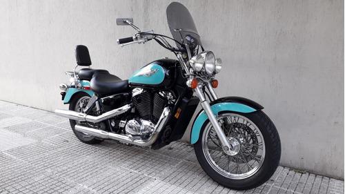 honda shadow vt 1100 american classic edition unica brm !!!