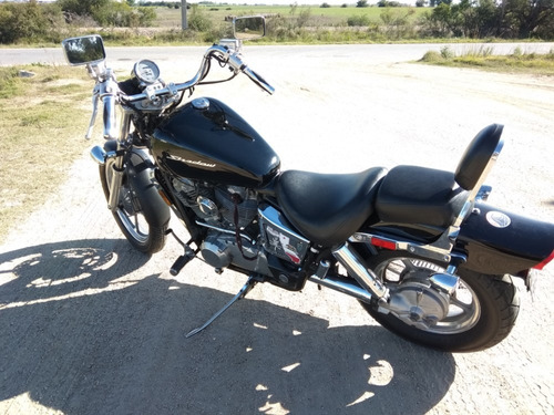 honda shadow - vt 1100 c (1993 / made in usa).