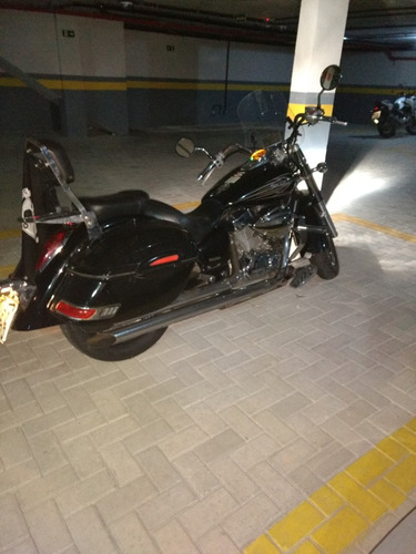 honda shadow vt 750 2008