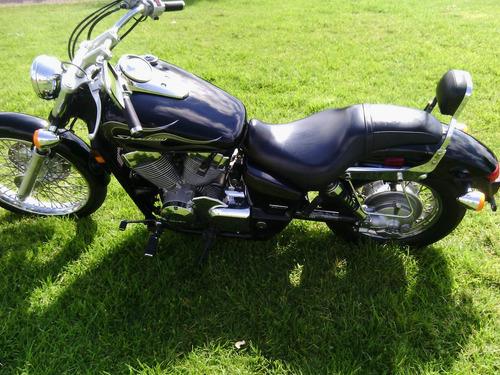honda shadow.spirit.2007 750cc. cel 3481006028.motos arandas