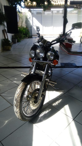 honda sheldon 600 1999