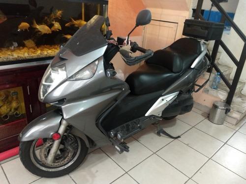honda silverwing 600cc
