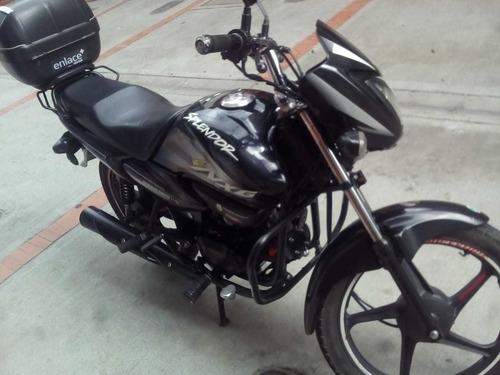 honda splendor negra unico dueño 2012