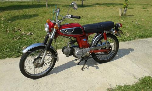 honda ss50v 1973 -  cinquentinha