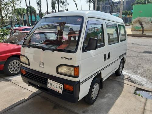 honda street 1989 minivan importada de japon