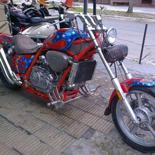 honda super magna 750