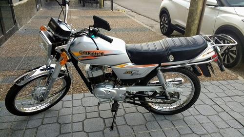 honda suzuki ax100