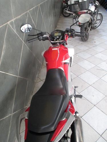 honda tinta 160 ex 2016 vermelha