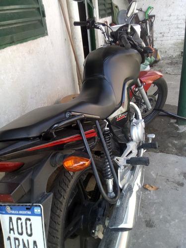 honda titán moto