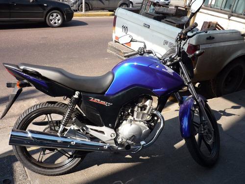 honda titan motos