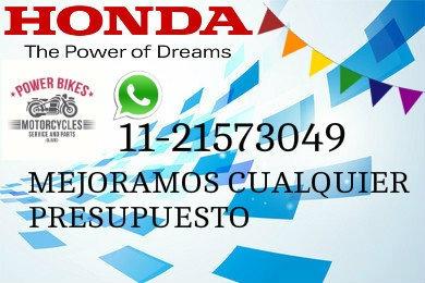 honda tornado 250 0km 2018 financiada con tarjeta de credito