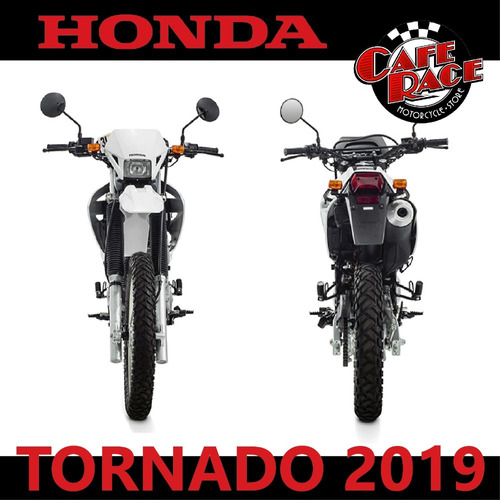 honda tornado 250 2019 , financiada! deportiva trial enduro