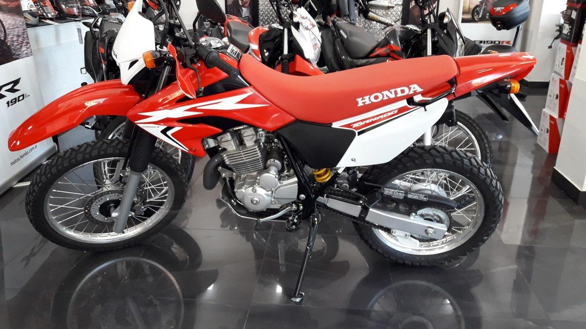 Honda Tornado Xr 250 0km Rojo 2020 Power Bikes 440 000 En Mercado Libre