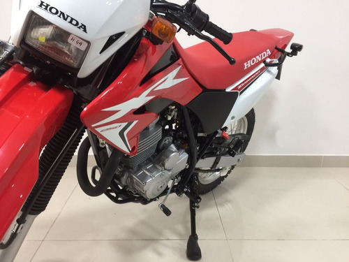 honda tornado xr 250 2018 0km cross enduro negro 999 motos
