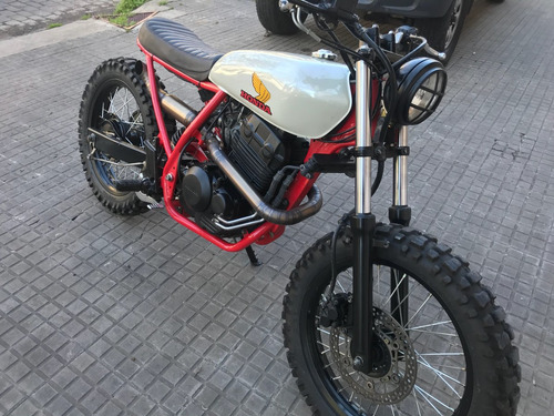 honda tracker - cafe racer -  twister 250 cc 2007