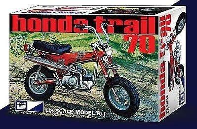 Honda Trail 70 Mini Bike   1/8   Mpc 833   Mpc