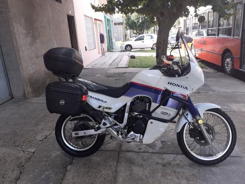honda transalp 600cc mod 89