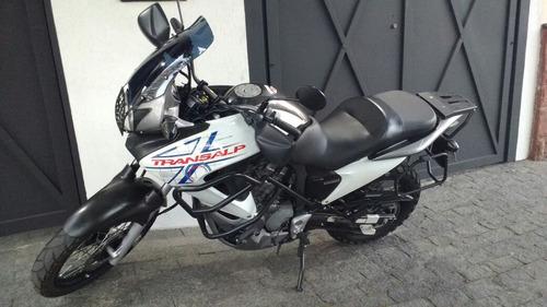honda transalp 700 2012 troco moto financio 2012