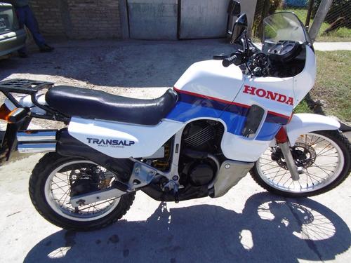 honda transalp moto