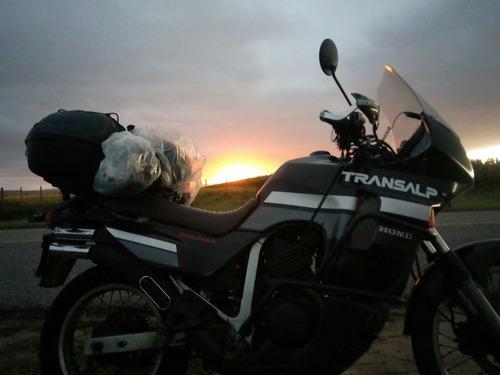 honda transalp vl 600 1989 titular vende