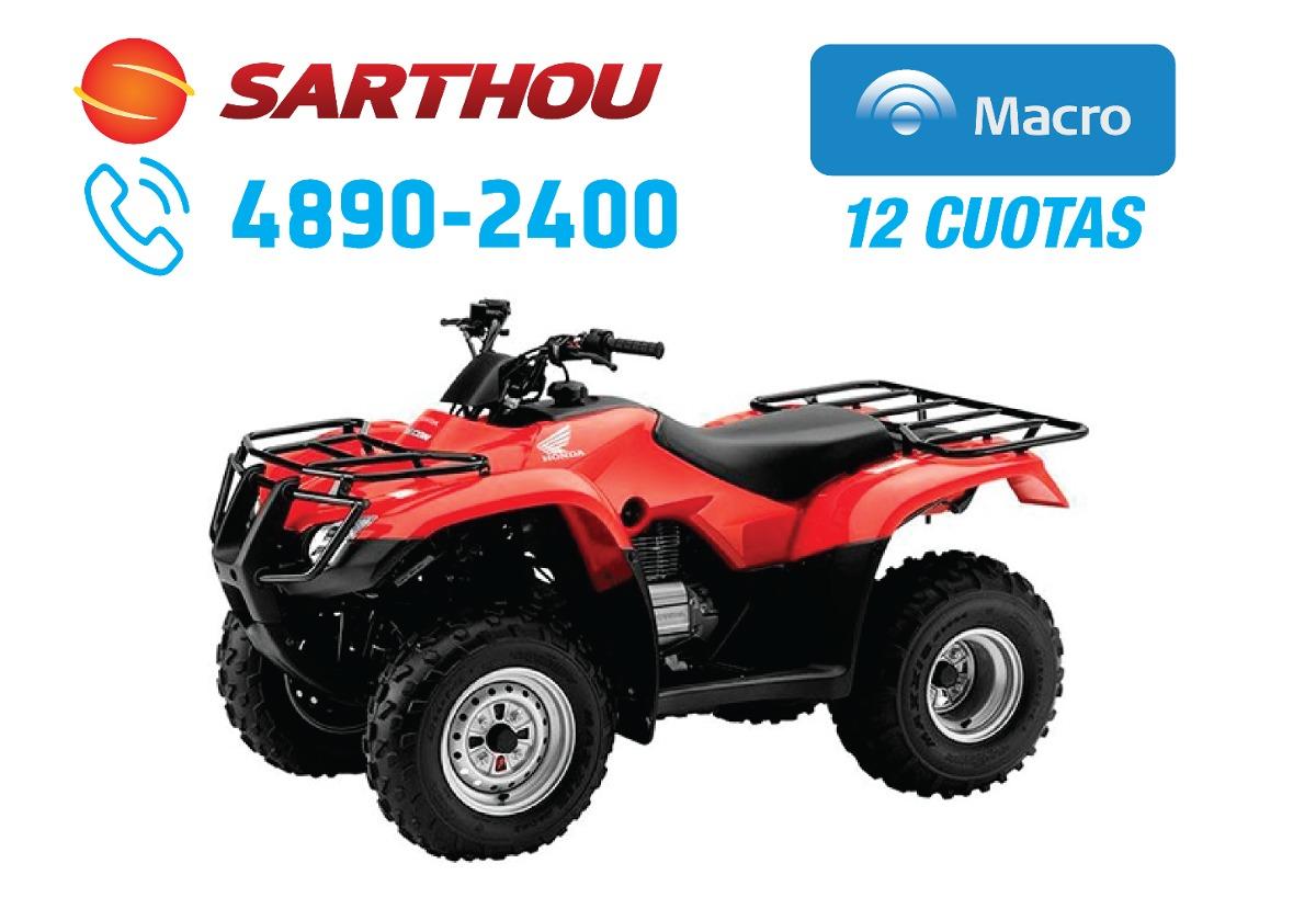 honda trx 250 tm parrillero 4x2 caja manual 0km 2018 sarthou rh moto mercadolibre com ar honda trx 250 tm manual pdf Specs Honda TRX250TM