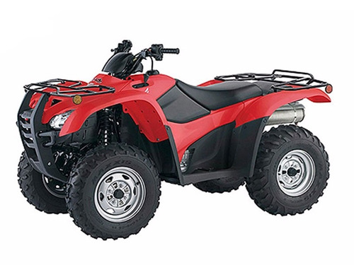 honda trx 420 tm 2017  avant motos