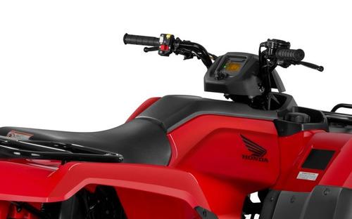 honda trx 420 tm fourtrax 0 km. año 2018 performance bikes