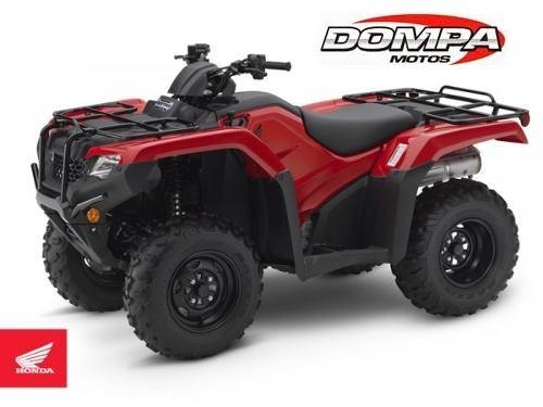 honda trx 420 tm rancher 4x2 cuatriciclo quad dompa motos