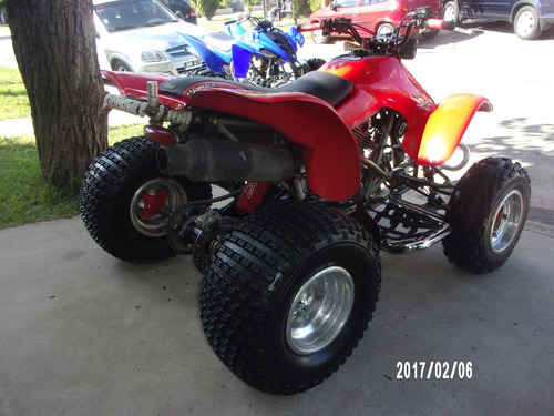 honda trx fourtrax 300 cc,con marcha atrás año 98