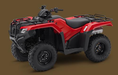 honda trx rancher 420 4x2 2018 0km marellisports