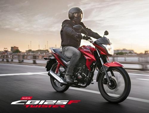 honda twister 125 cb 125 f 2020 0km 999 motos