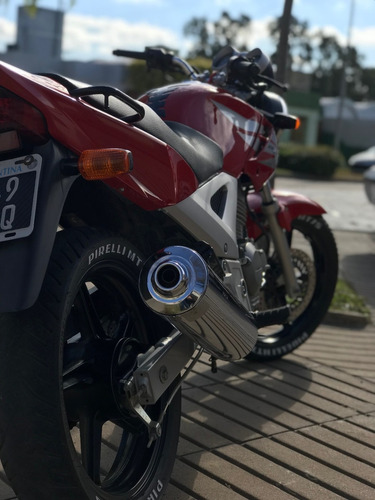 honda twister 250 2013