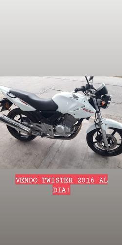 honda twister 250 2016