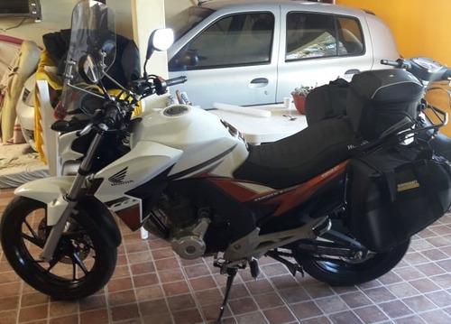 honda twister 250 cc. modelo 2018