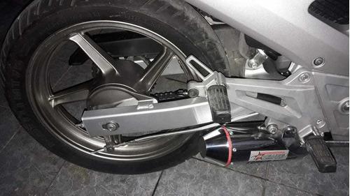 honda twister 250 llevada a 293 cc. unica inmaculada